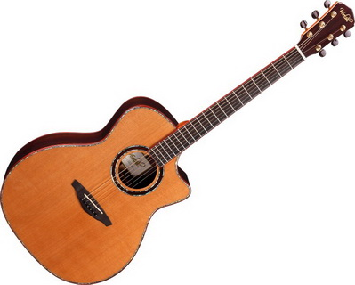 Veelah V57-GACE Acoustic Guitar (Electric)